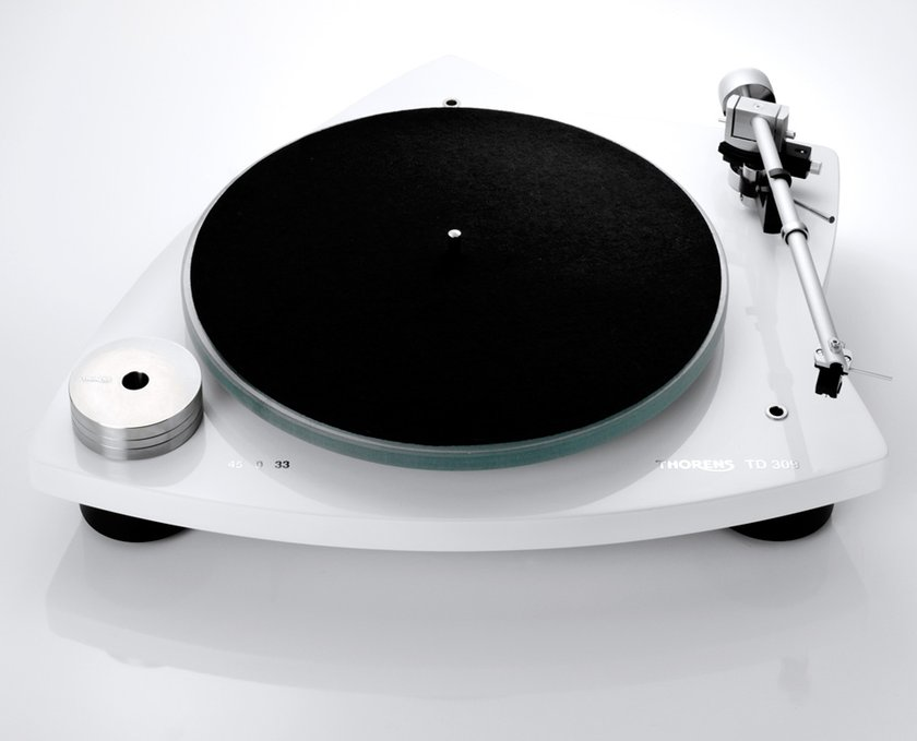thorens td 309 turntable. Black Bedroom Furniture Sets. Home Design Ideas