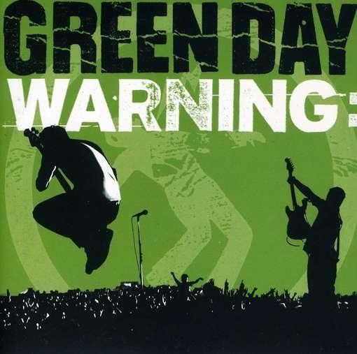 Green Day Warning 7 Quot Vinyl Single Ar147gpmi