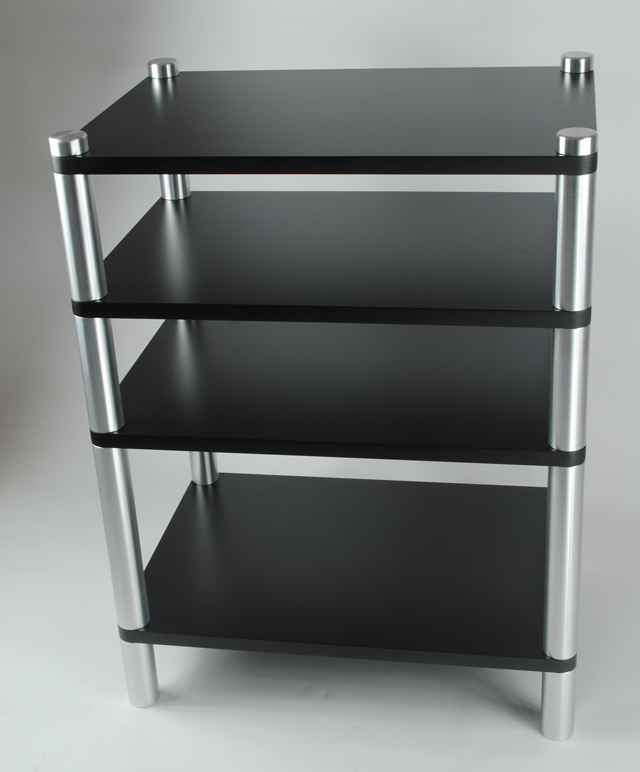 edwards audio apprentice hi fi rack 4 tier. Black Bedroom Furniture Sets. Home Design Ideas