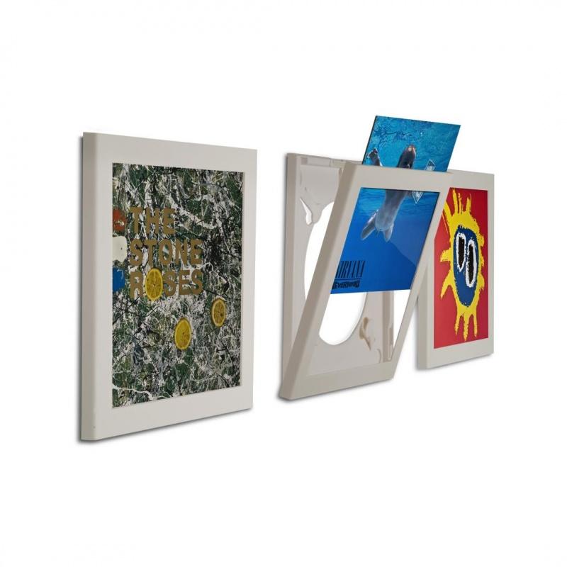 Art Vinyl Play & Display Flip Frame - Triple Pack