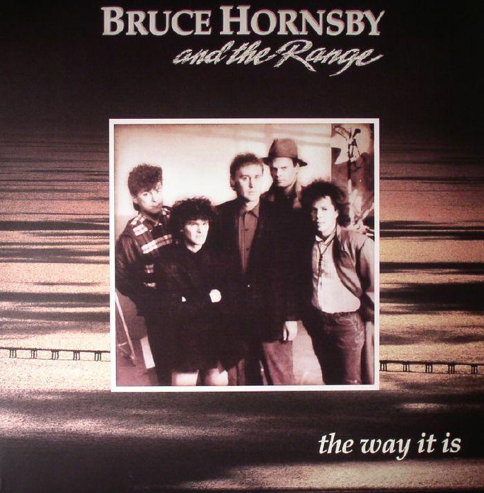 Bruce Hornsby Amp The Range The Way It Is Vinyl Lp Exlp144072