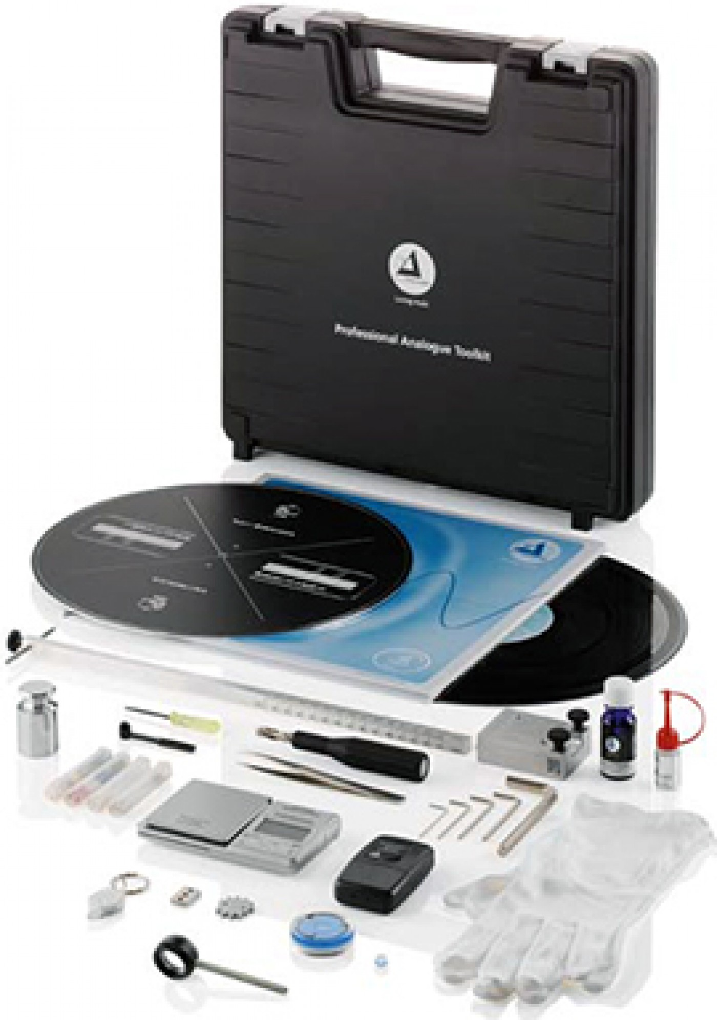 sc 1 st  Analogue Seduction & Clearaudio Professional Turntable Set Up Kit