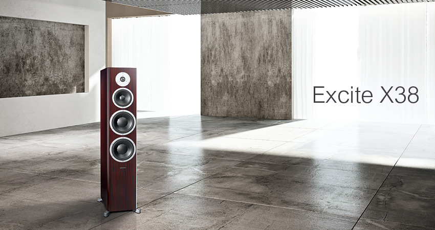 Dynaudio Excite X38 Speakers