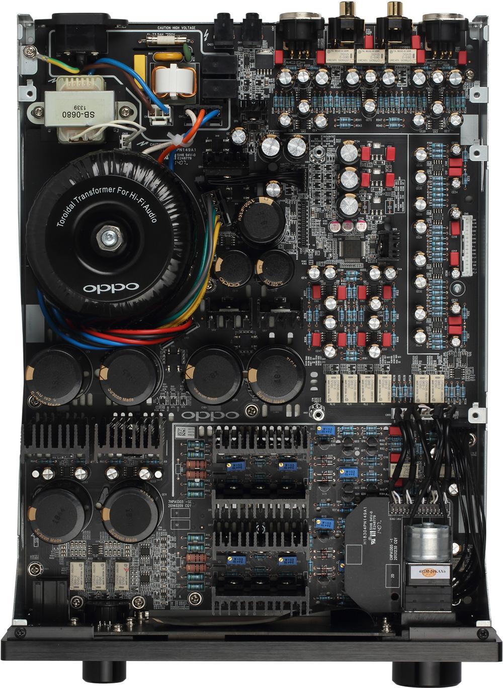oppo ha 1 headphone amplifier