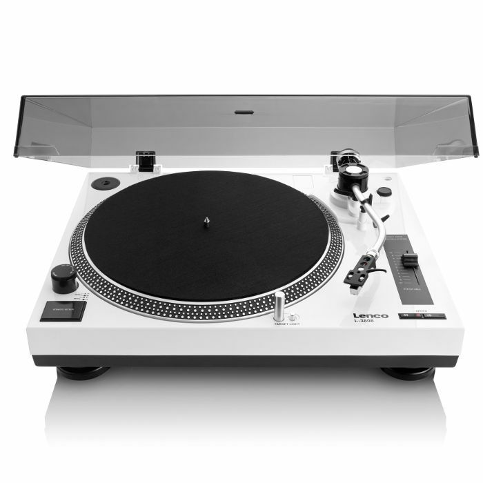 Lenco L 3808 Turntable