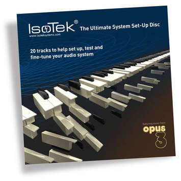 IsoTek: The Ultimate System Set-Up Disc
