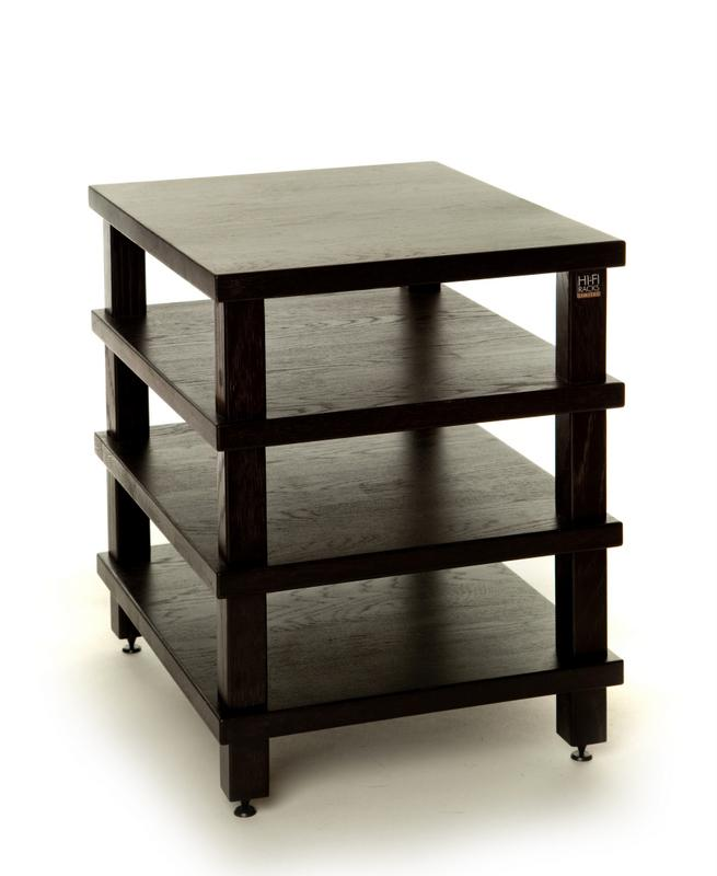 hi fi racks podium slimline xs equipment stand per tier. Black Bedroom Furniture Sets. Home Design Ideas