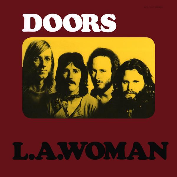 The Doors - L.A.Woman VINYL LP 2xLP APP75011-45  sc 1 st  Analogue Seduction & Doors - L.A.Woman VINYL LP 2xLP APP75011-45