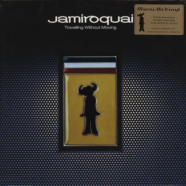 Jamiroquai Travelling Without Moving Vinyl Lp Movlp731
