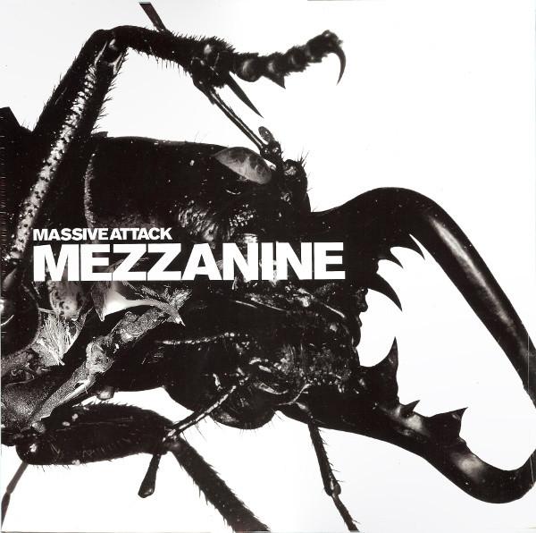 Massive Attack Mezzanine Vinyl Lp 0602537540433