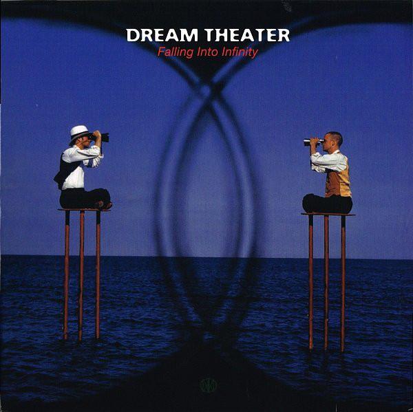 Dream Theater Falling Into Infinity Vinyl Lp Movlp912