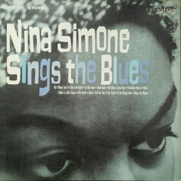 Nina Simone Sings The Blues Vinyl Lp Lsp 3789
