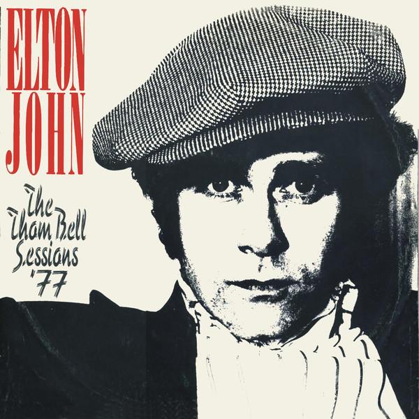 Elton John The Tohombell Sessions 77 Vinyl Lp 12