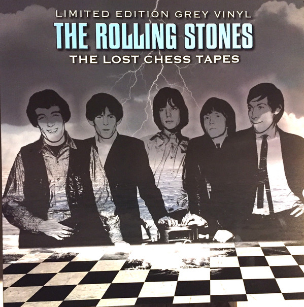 The Rolling Stones The Lost Chess Tapes Vinyl Lp Ltd