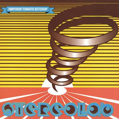Stereolab - Emperor Tomato Ketchup Vinyl LP