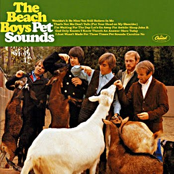 The Beach Boys - Pet Sounds 180g Vinyl LP