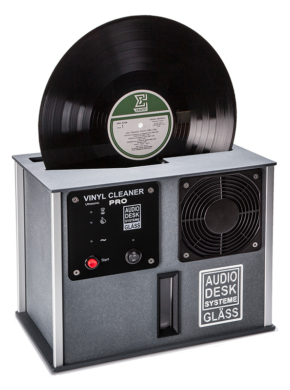 vinyl cleaning machine