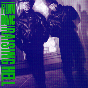 Run DMC - Raising Hell Vinyl LP