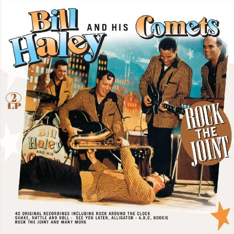 Bill Haley Amp His Comets Rock The Joint Vinyl Lp Vp80739