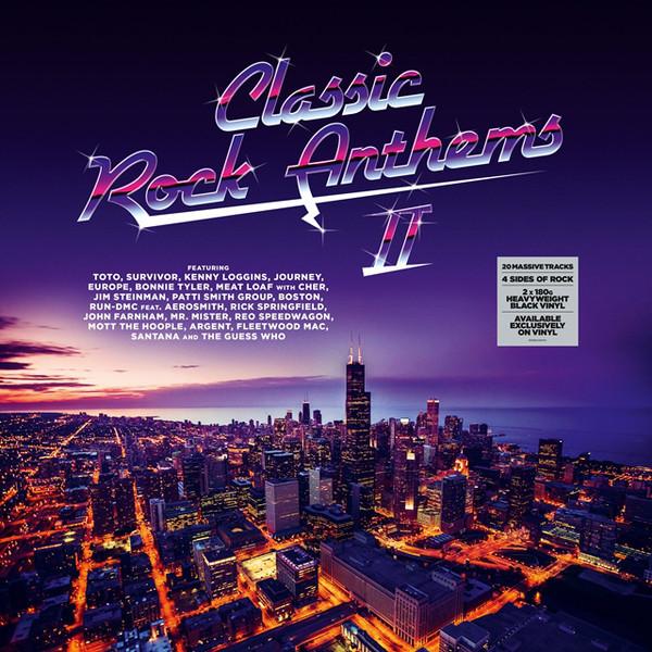 Various Artists Classic Rock Anthems Ii Vinyl Lp