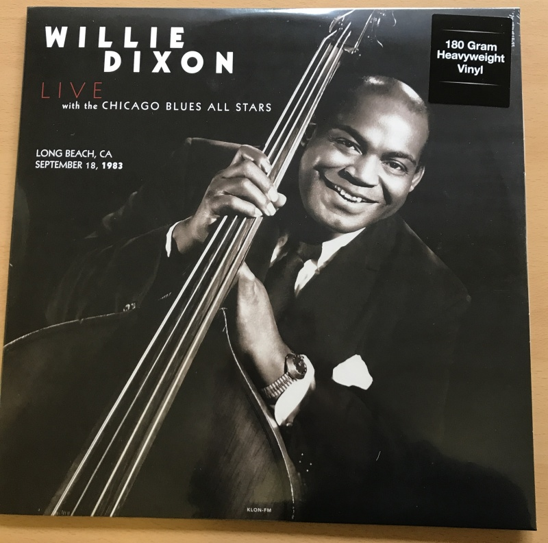 Willie Dixon Live With The Chicago Blues All Stars Long