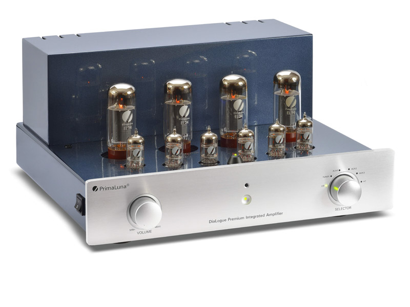 PrimaLuna DiaLogue Premium Integrated Amplifier