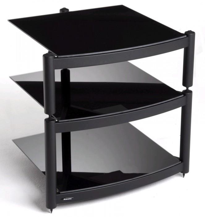 atacama equinox rs 3 shelf hifi rack. Black Bedroom Furniture Sets. Home Design Ideas