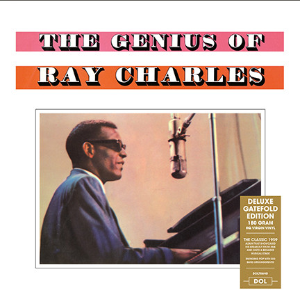 Ray Charles The Genius Of Ray Charles Deluxe Gatefold