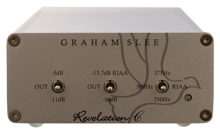 Graham Slee Revelation C RIAA Equalizer Phono Stage