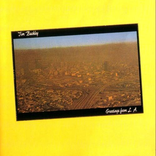 Tim Buckley Greetings From L A Vinyl Lp