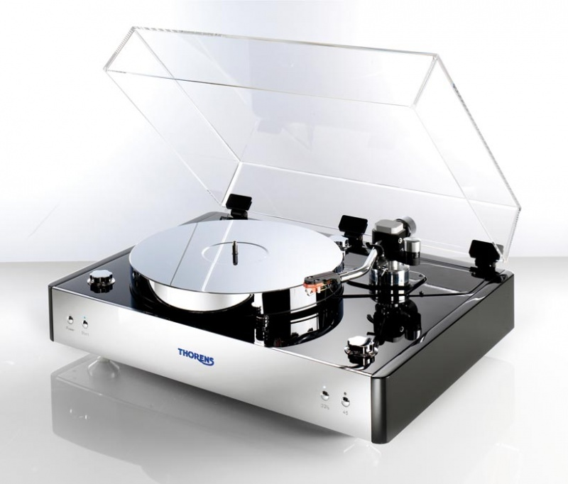 thorens td 550 turntable. Black Bedroom Furniture Sets. Home Design Ideas