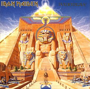 Iron Maiden - Powerslave Vinyl LP