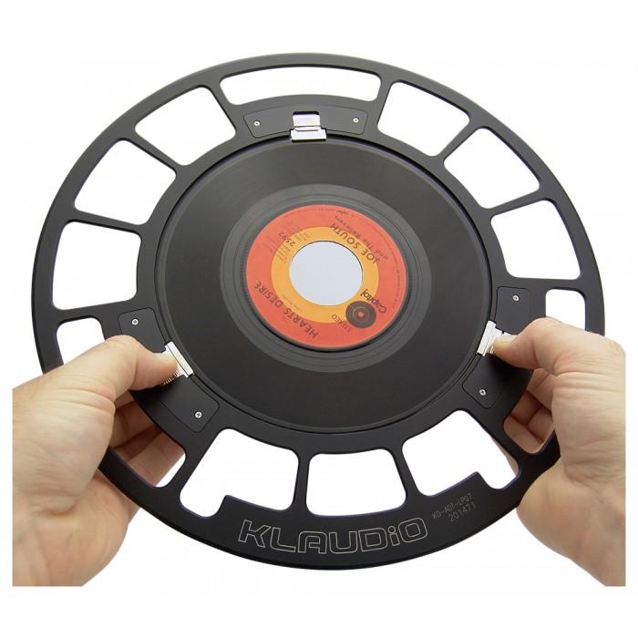 Klaudio 7 Inch 45 Rpm Adaptor For Cleaning Machine