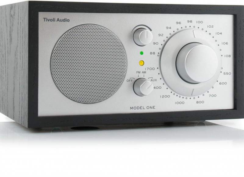 tivoli model one am fm table radio. Black Bedroom Furniture Sets. Home Design Ideas
