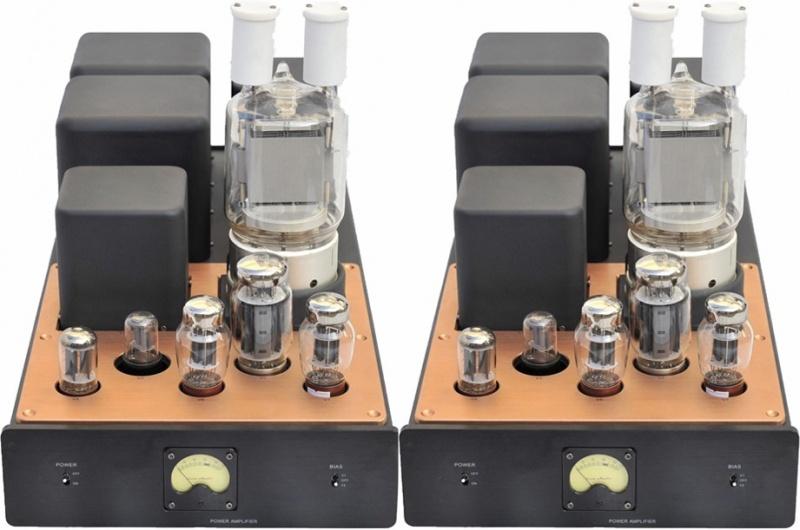 Icon Audio MB81 SE Mono Block Valve Power Amplifier (Pair)