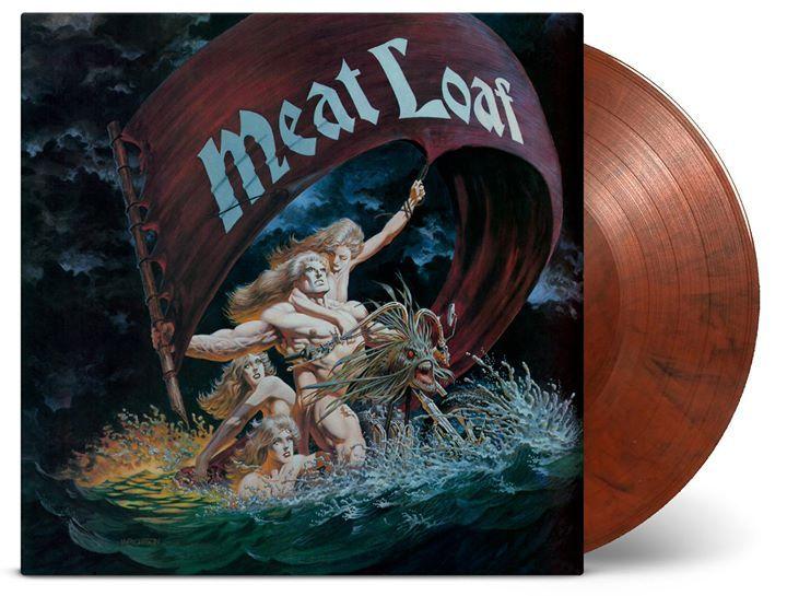 Meat Loaf Dead Ringer 180g Vinyl Lp Movlp1398