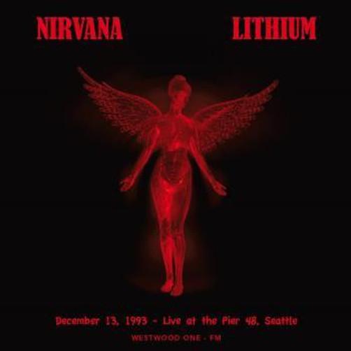 Nirvana Lithium Live 13 12 93 Music Cd Brr6006 Ebay