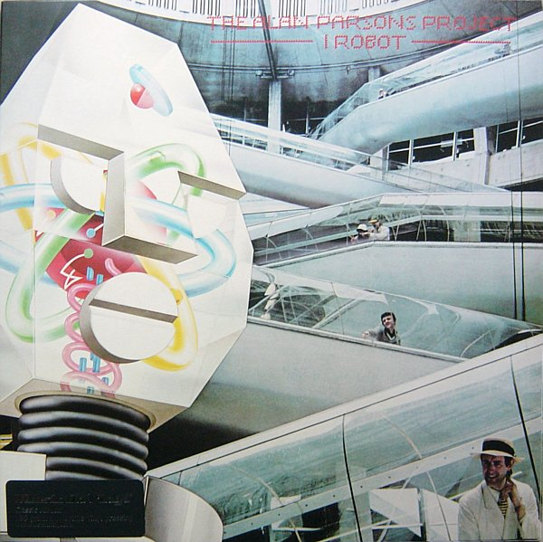 Alan Parsons Project I Robot 180g Vinyl Lp Mov