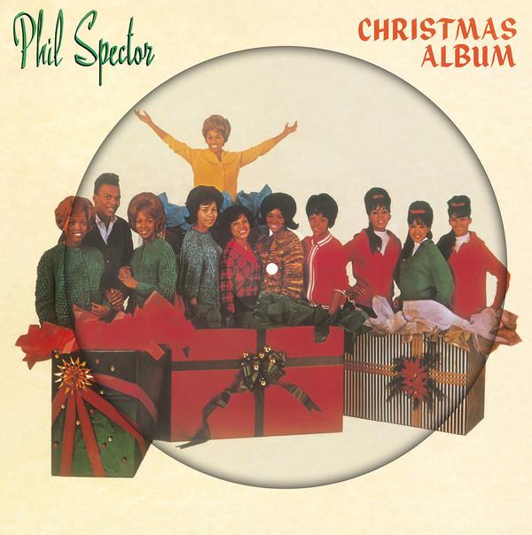 Phil Spector Christmas Album A Christmas Gift For You