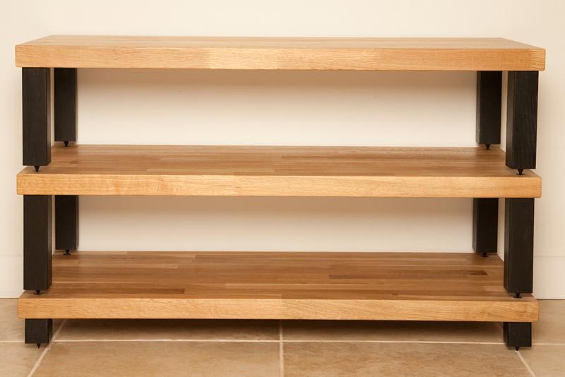 hi fi racks podium xl five tier equipment stand 1200mm w x 400mm d. Black Bedroom Furniture Sets. Home Design Ideas