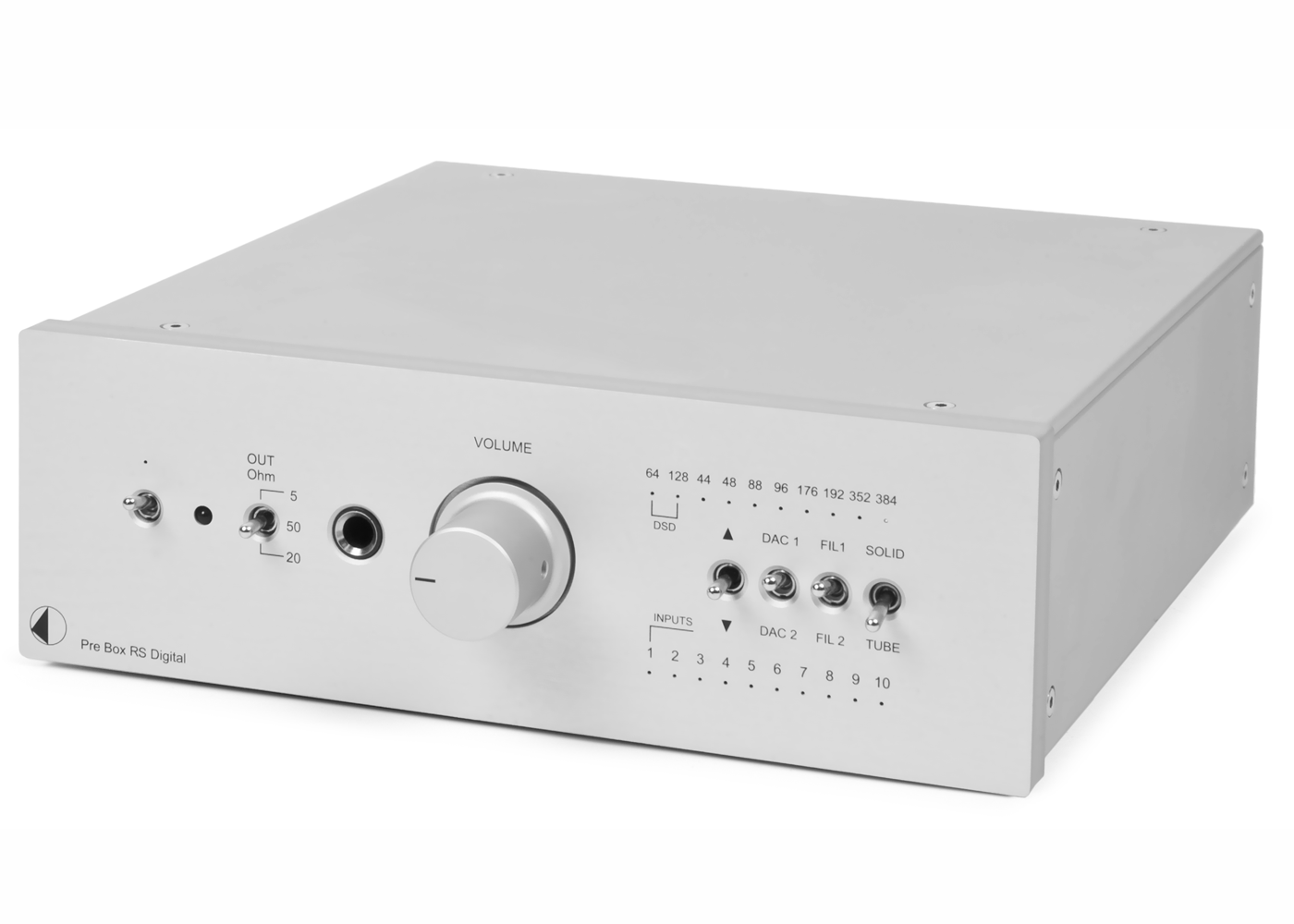 project pre box s2 digital dac