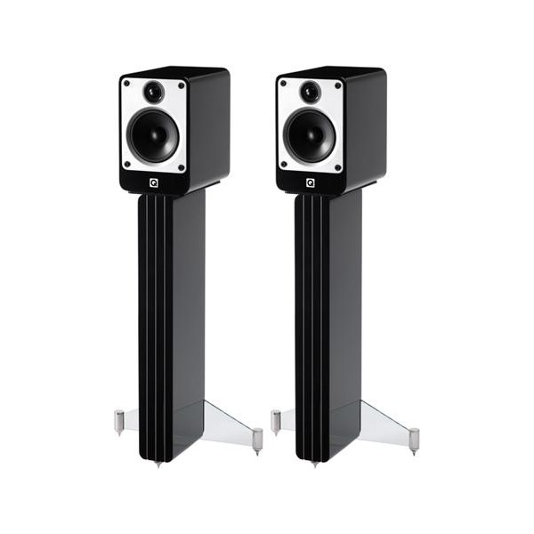 Q Acoustics Concept 20 Speakers with Stands
