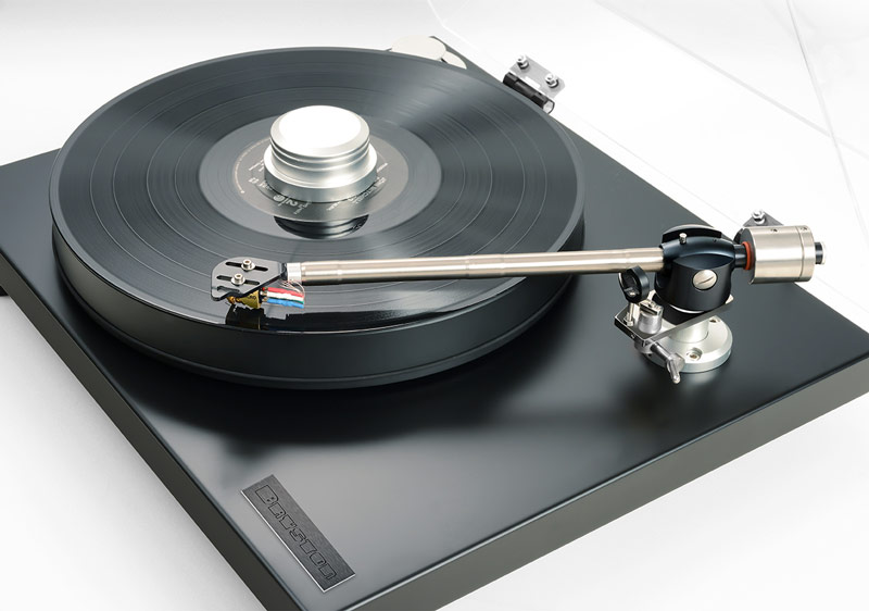 Bryston Blp 1 Turntable With Btp 1 Power Supply