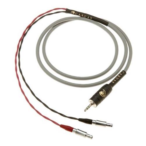 hd800cross35mm cardas cable for sennheiser hd580, hd600 & hd650 headphones (3 5mm XLR to TRS Wiring-Diagram at fashall.co