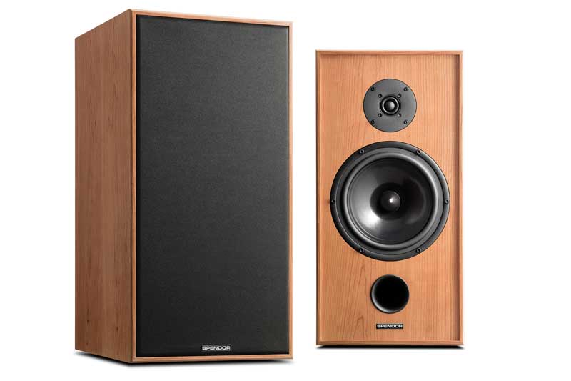 Spendor classic 2 3 standmount speakers for Classic 3