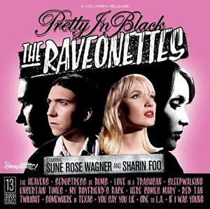 The Raveonettes - Pretty In Black Vinyl LP