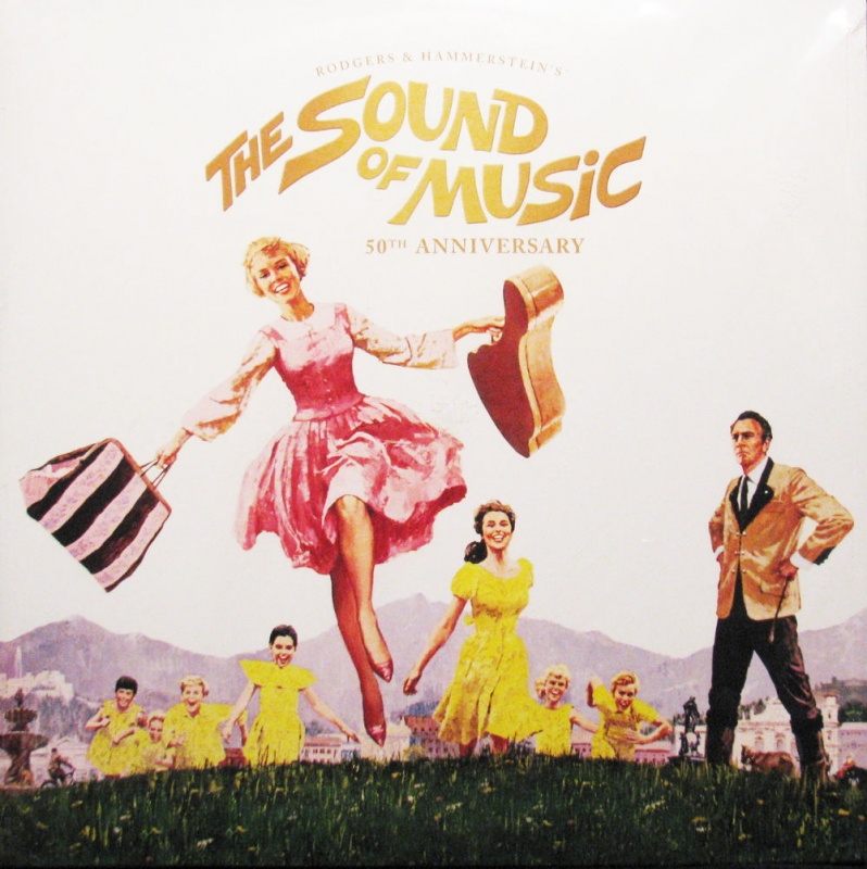 The Sound Of Music An Original Soundtrack Recording