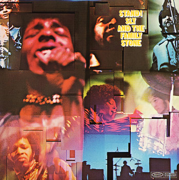 Sly and The Family Stone - Stand Vinyl LP