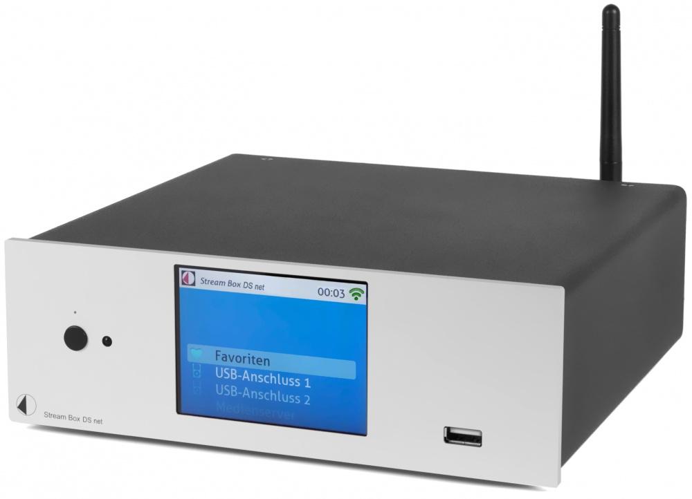 Pro-Ject Stream Box DS Net Audio Streamer