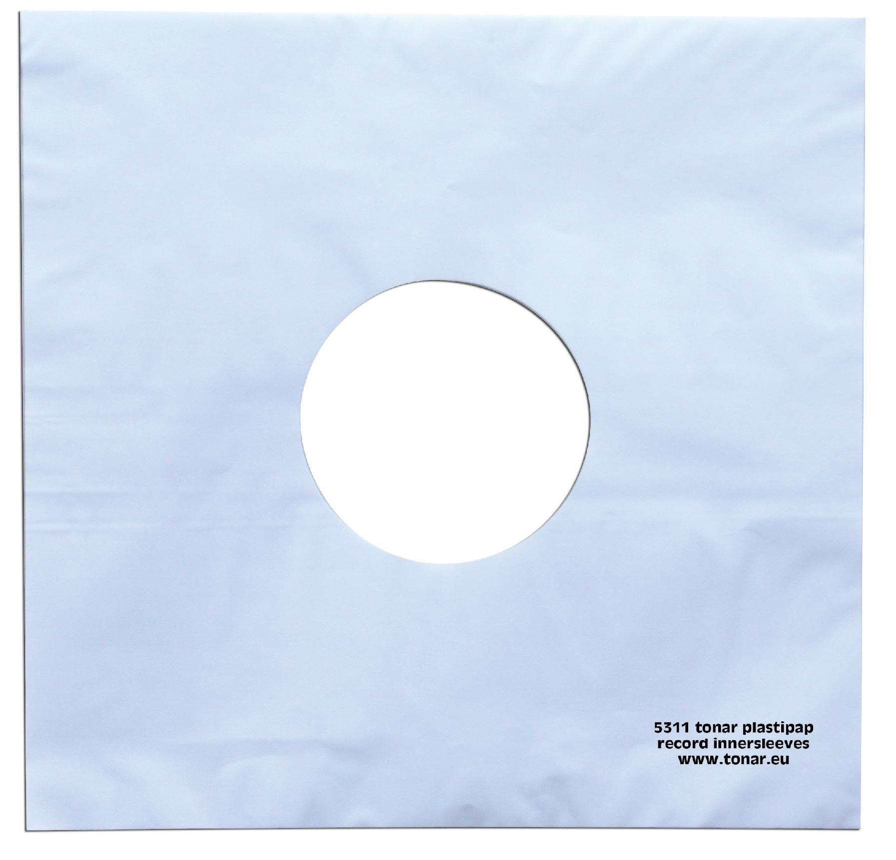 Tonar Plastipap 12 Quot Inner Record Sleeves Pack Of 25 Ebay